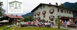 Bauernhaus Busche Berta Eröffnung